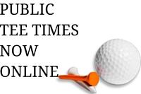 PUBLIC TEE TIMES ONLINE
